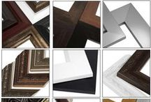 Mirror Frames / At Custom Decor Solutions, we offer MirrorMate®frames that look wonderful and assemble and install easily. Help and assistance from a real person when you need it. Serving Houston and surrounding areas (Sugar Land, Missouri City, Pearland, Rosenberg, Woodlands, Conroe and more)