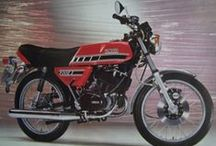 Project: Yamaha RD200DX / Gathering material for upcoming restoration