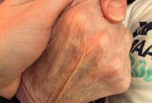 Handen / Vier generaties