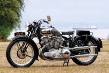 Classic British Motorcycles / Classic British Motorcycles