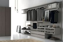 Walk in wardrobes, closets design