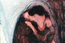 Peintre // Munch Edvard // Expressionisme // XIX-XXs
