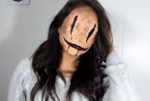 Halloween. / The creepiest of all holidays. Get inspiration for your costumes, make up, decorations and food here!