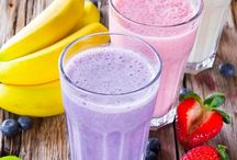 Smoothies and Drinks / Healthy and delicious smoothies, juices, and drinks