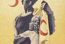 Turkish advertising and propaganda posters / Reklam ve Propaganda Afişleri