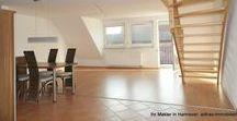 Verkauf 2-3 Zi. ETW Isernhagen Hannover / Wir zeigen hier ein paar Impressionen einer sonnigen 2-3 Zimmer Dachgeschoss Eigentumswohnung mit Balkon und Einbauküche in Isernhagen, bei Hannover