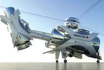 Helicopter Concept / helikopter modelleri üzerine