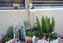 Fairy Garden / I love my Fairy Gardens / by Donell Stewart
