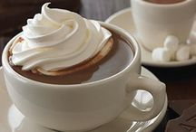 Many ways to make and drink coffee & chocolate / All recipes with coffee and chocolate / by Marlene De Cuba