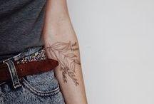 Ink / My fav tatoos