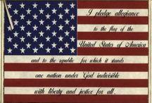 God Bless the U.S.A / by Jackie Atkinson