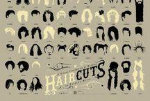 Hair  / Hairstylist my work