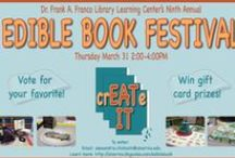 Edible Book Festival / Sign up for the Edible Book Festival on March 26, 2015 at the Franco Library! / by Alvernia Library