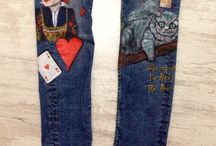 art jeans
