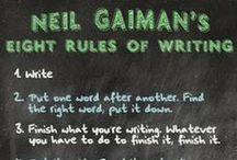 Writing Tips / For all you aspiring writers out there!