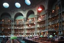 Libraries Around the World / Check out these beautiful and amazing libraries from around the world. / by Alvernia Library