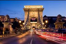 Budapest in Hungary / Budapest in Hungary. Travel best sights, tourist attractions, landmarks, monuments, cityscapes and everything related.