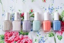 BEAUTY: Nails / New colours and makes of nail polish and fabulous ideas on how to spruce of my nails. #nailvarnish #nailcolours #naildesign #notd