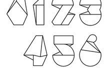 Typografie / Allemaal leuke teksten met fijne lettertypes