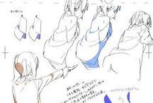 Tutoriais de Desenho ( Drawing Tutorials ) / Lets Draw!!!