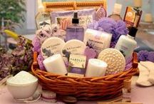 Luxury Bath & Body & Beauty  Products / by Merry Jackson