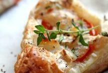 party food / wedding food inspiration