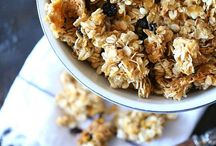 Cereales and granolas
