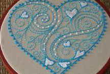 'O' Its a Embroidery