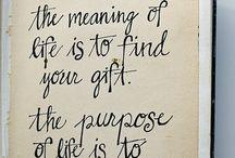 Motivational & Quotes