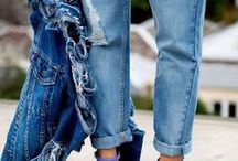 60 ways to wearing blue jeans