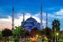 TÜRKİYE / by ARZU KRAL