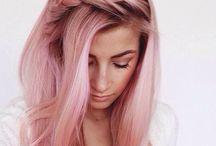 Hair. Colour. Cut. Braids. Plaits / Hair inspiration
