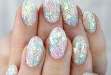 Nail polish. nail art.