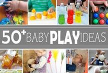BABIES: Ultimate baby activities / Ideas and inspiration for the ultimate and essential activities to do with babies and children under 18 months old.