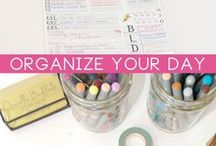 ORGANISATION: Organising my life / Hints and tips for how to become more organised and how to be in a routine and get those numerous jobs that I need to do done. #organisation #life #todolists #lists