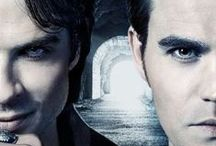 The vampire diaries / Hahahahahahaha I am eviillll
