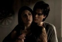 Delena / Damon and Elena from Tvd