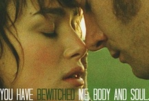 Pride and prejudice / Things I love about the book and the 2005 movie version  / by May Kashara