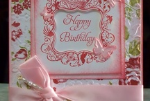 Scrapbooks & Cards/Paper Crafts / by Gina Johns