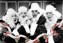 Holiday Nostalgia / Remember the 1940's, 50's and 60's? Those wonderful movies, those warm moments? The smell of pine in the house, Grandma's Christmas cookies. All these memories come together in this holiday nostalgia Pinterest board.