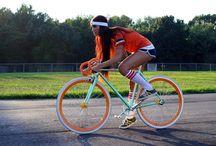 All things bike / A new love affair