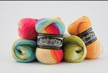 Daisy - Crazy Color / colorful yarns