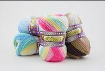 Pretty Baby - Crazy Color / Baby yarn