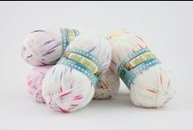 Pretty Baby - Spotted / Baby yarn