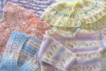 Baby Vests / Baby vest made by soft yarn