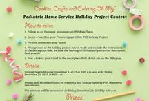 PHS Holiday Project Contest / Tis the season!