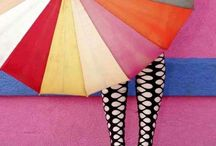 The umbrella board