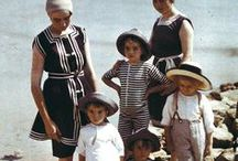 Vintage Children's Swimwear / Gorgeous children's swimmers and beach gear from times gone by
