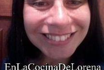 EnLaCocinaDeLorena / Mis Recetas desde Argentina, para todo el mundo.