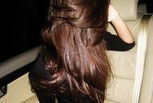 Hair of throne / Cores e cortes